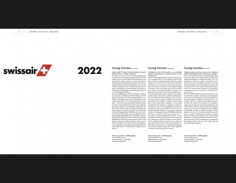 Swissair 2021
