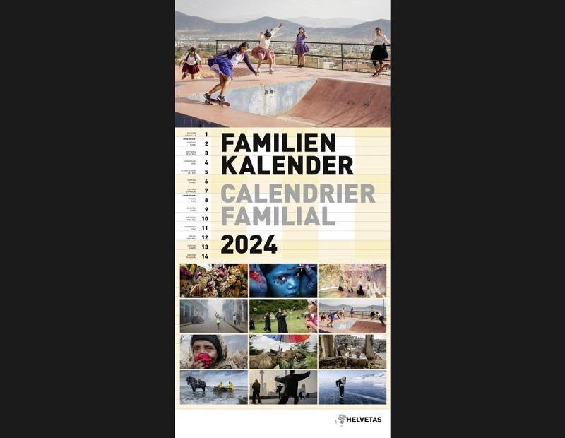 HELVETAS: Family Calendar 2022